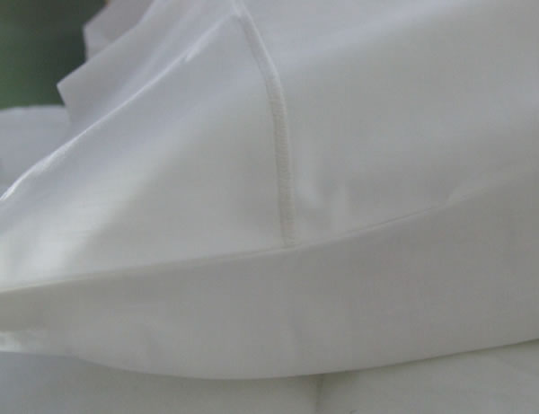 Cream Percale 220 Pillow Case