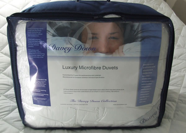 Luxury Microfibre All Seasons Duvet